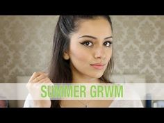 Summer Get Ready With Me | Kaushal Beauty - YouTube