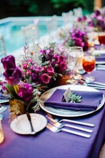 33 Lavender Wedding Decor Ideas You Will Love Engagement Party Decorations, Wedding Table Centerpieces, Wedding Table Settings, Wedding Reception Decorations, Wedding Ideas, 1st Birthday Party Favors, Graduation Party Decor, Barn Dance Party, Pool Party Themes