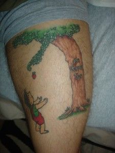 The Giving Tree tat