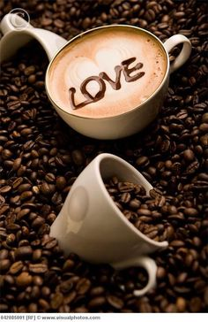Love is in every cup of coffee. #Coffee #Love #MrCoffee