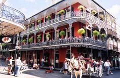 New Orleans - French Quarter- another fantab girls trip! Oh The Places You'll Go, Great Places, Places To Travel, Places Ive Been, Beautiful Places, Places To Visit, Beautiful Scenery, Amazing Places, Bed And Breakfast