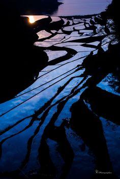 Genkai-chō, saga-ken, Japanで撮影された写真 浜野浦の棚田 : パシャデリック