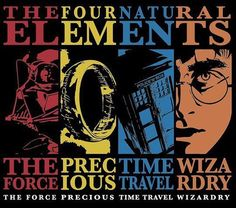The good things in life Star Wars, Lord of the Rings, Doctor Who, Harry Potter. Everything summed up nice and neat!