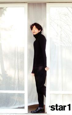 Gong Yoo - @ Star1 Magazine January Issue '14