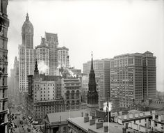 new york photographs 1910 - Buscar con Google