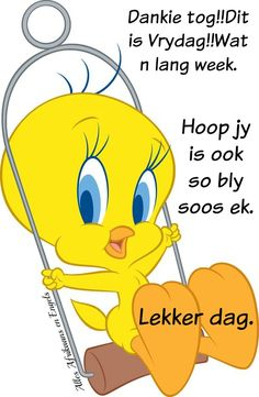 Good Night, Good Morning, Lekker Dag, Goeie More, Friday Humor, Afrikaans, What You See, Getting To Know, I Hope You