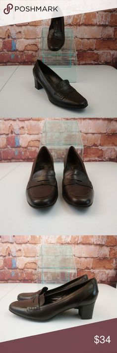 780c82c7922b Brooks Brothers Penny Loafer Heels Size 9 Brooks Brothers Penny Loafer  Heels Size 9 Very good