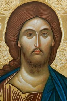 Face of Christ Religious Pictures, Religious Icons, Religious Art, Life Of Jesus Christ, Jesus Is Lord, Religion Catolica, Jesus Face, Russian Icons, Religious Paintings