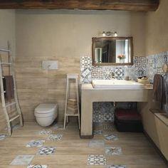 Beige Bathroom, Bathroom Interior, Modern Bathroom, Small Bathroom, Bathrooms, I Love House, Shower Remodel, Diy Home Improvement, Bathroom Flooring