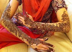 Eid Mehndi Designs 2015 For Beautiful Girls