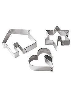 Rim Cookie Cutters - notched mini cookie cutters | Solutions