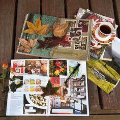 Her library adventures. Sketchbook Inspiration, Art Sketchbook, Art Journal Pages, Art Journals, Journal Ideas, Junk Journal, Bullet Journal, Midori, Glue Book