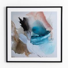 The Dauber 3 features color, movement and a familiar abstract style. On its own or on your gallery wall, this print is sure to make a modern statement. Mirror Wall Art, Mirror Painting, Panel Wall Art, Home Wall Art, Framed Wall Art, Framed Prints, Garden Wall Art, Fabric Wall Art, Contemporary Wall Art