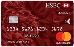 Hsbc Credit Card Hsbc Advance Credit Card Techshure Rewards Credit Cards Credit Card Credit Card Offers