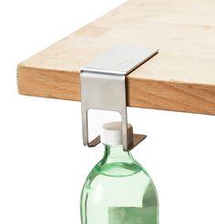 Cache-bouteille - La bouteille à portée de main et discrètement dissimulée ! - Convient aux goulots de 28 mm à 2,5 cm de diamètre - Référence : 96283 #Cuisine #Repas #Famille #Amis #Fête