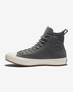 Converse Chuck Taylor All Star Waterproof Nubuck Boot Unisex Leather Boot 617a833ad