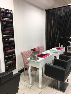 Mis trabajos de decoración by yen cr. tameka bussey · home nail salon