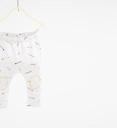 Image 3 de Legging à flèches de Zara