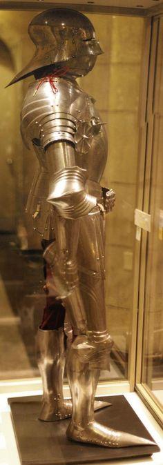 15th century German style armour.