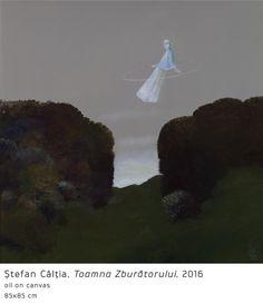 #49 Toamna Zburatorului Surrealism, Modern Art, Journey, Fine Art, Painting, Inspiration, Inspiring Art, Image, Poetry