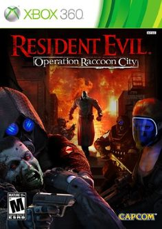 Resident Evil Operation Raccoon City  Xbox 360 ** Want to know more, click on the image. Note:It is Affiliate Link to Amazon.