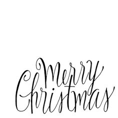 Script: Merry Christmas