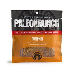 Steves PaleoGoods Pumpkin PaleoKrunch Bar 15oz case of 12 *** You can get additional details at the image link.