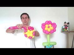 Flores en YouTube