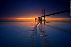 Ponte Vasco da Gama - Portugal by ~ Jose Canelas
