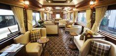 Belmond Grand Hibernian, el tren de lujo irlandés - http://www.absolutirlanda.com/belmond-grand-hibernian-tren-lujo-irlandes/