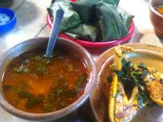 La receta del Kaq'Ik Comercial es la que se sirve comunmente en los restaurantes.
