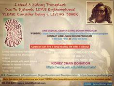 University Of Alabama Birmingham, Lupus Awareness, Medical Center, Healthy Life, Healthy Living