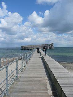 Amager Strandpark, Copenhagen, Denmark Fun lagoon in the summer with cafes.