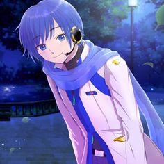 め on Pixiv Vocaloid Kaito, Kaito Shion, Albedo, Anime Characters, Drawings, Artwork, Appreciation, Singing, Geek