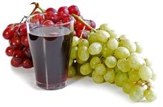 The grapes are apparently not only excellent for beauty, but good for your…