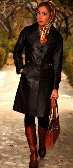 Fashion, Leather, Leather Jacket Dress, Jackets, Gowns, Moda, Fashion Styles, Fashion Illustrations