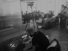 Backstage @ Business Angels Forum IV #businessangels #investors #startups
