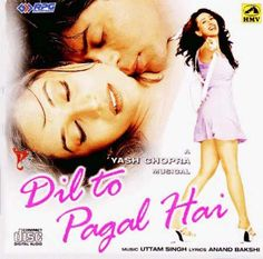 Released in 1997, 'Dil Toh Pagal Hai' starring Shahrukh Khan, Karisma Kapoor and Madhuri Dixit is a tale of friendship and love. The movie won many awards. It was counted as one of the best romantic movies of Bollywood. More of Yash Chopra - the king of romance @ http://newsx.com/yash-chopra-king-romance