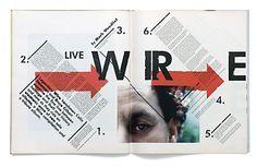 Magazine Design and Editorial Inspiration: Ray Gun  (via book & editorial)