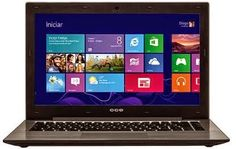 Notebook Ultrafino CCE S345 com Intel Core i3 - Lojas com desconto no boleto!