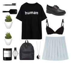 Human by rmoont on Polyvore