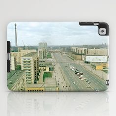East Berlin Fernsehturm '69 iPad Case by Friedas Glück - $60.00 Berlin, Ipad Case, Gifts