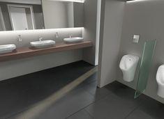 diseño de baños publicos modernos - Buscar con Google