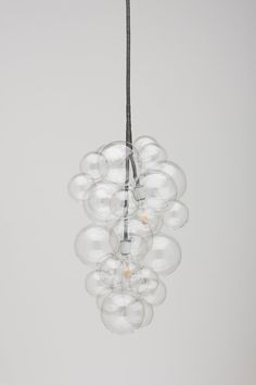 Frosted Glass Bubble Chandelier Handmade in the Pacific Northwest. The Light Factory designs Glass Bubble Chandelier, Industrial Lighting, and Home Decor. Bubble Chandelier, Chandelier For Sale, Chandelier Ceiling Lights, Pendant Lights, Crystal Chandeliers, Pendant Lamps, Chandeliers Online, Industrial Lighting, Modern Lighting