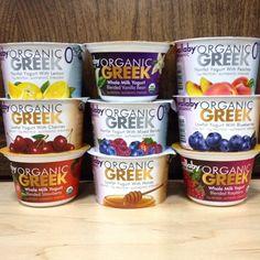 So many reasons to be thankful.  #Wallaby #Organic #Greek #yogurt