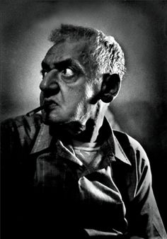 """Weegee     Self-portrait, New York City     Undated    """"As I have said, I have inspired many persons to take up photography. As a matter of fact, I inspire myself."""" Weegee"""