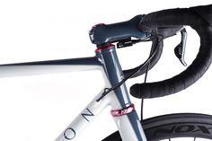 Stuart's Thoroughly Modern Road Bike - Saffron Frameworks