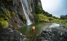 Fresh off a trip to New Zealand and its jaw-dropping landscapes, adventure photographer Chris Burkard shares his experience—and some pro packing tips. Read more on jcrew.com/blog.