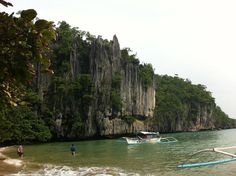 Underground River, Puerto Princessa, Palawan, PHILIPPINES ...named one of the new Natural Wonders of the World