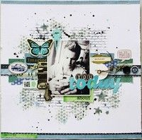 A Project by Mettek from our Scrapbooking Gallery originally submitted 09/02/13 at 04:15 AM